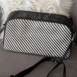 Zara bag - Black and White